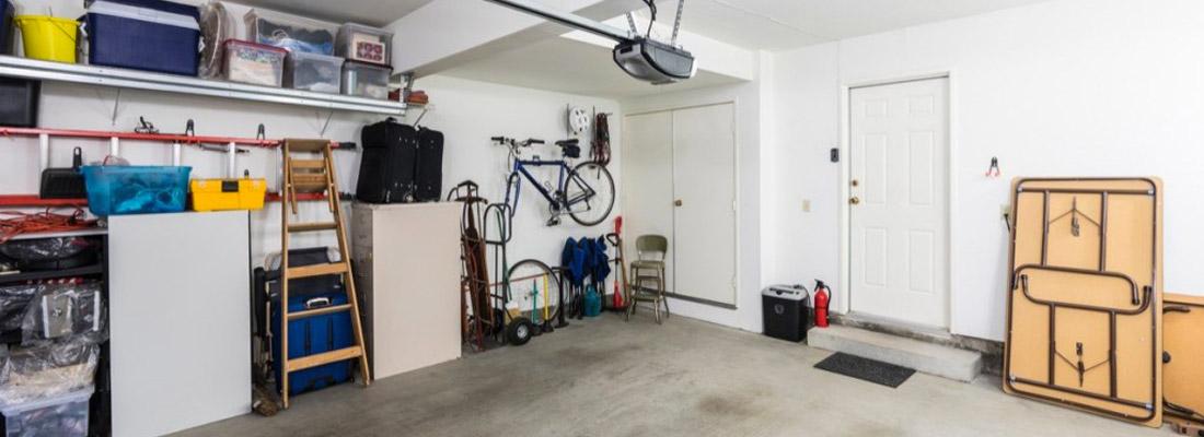 organiser son garage